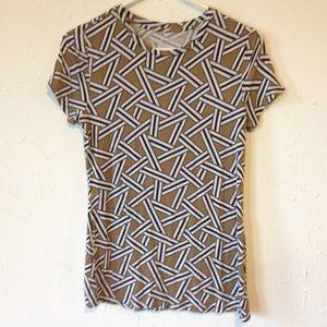 Cato Short Sleeve T-Shirt Shirt Top Tee XS EUC